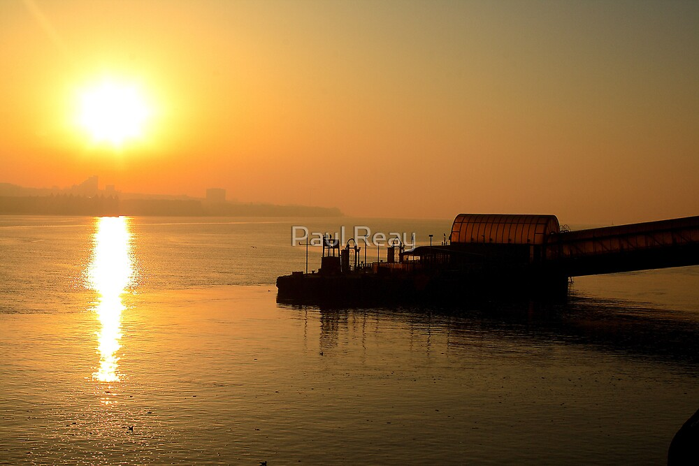 Woodside Ferry Sunrise by Paul Reay