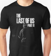 """The Last Of Us Part 2 """"Winter Song"""" (black & white) T-Shirt"""