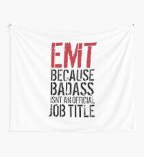 EMT Badass Wall Tapestry