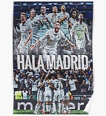 80db092108 La Liga Posters | Redbubble