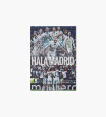 Hala Madrid Art Board