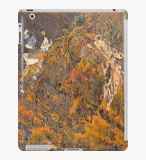Evolutions (2016, Acrylic, Ink) iPad Case/Skin