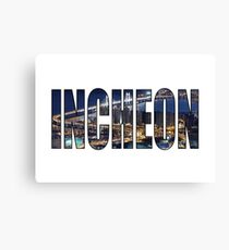 Incheon Canvas Print
