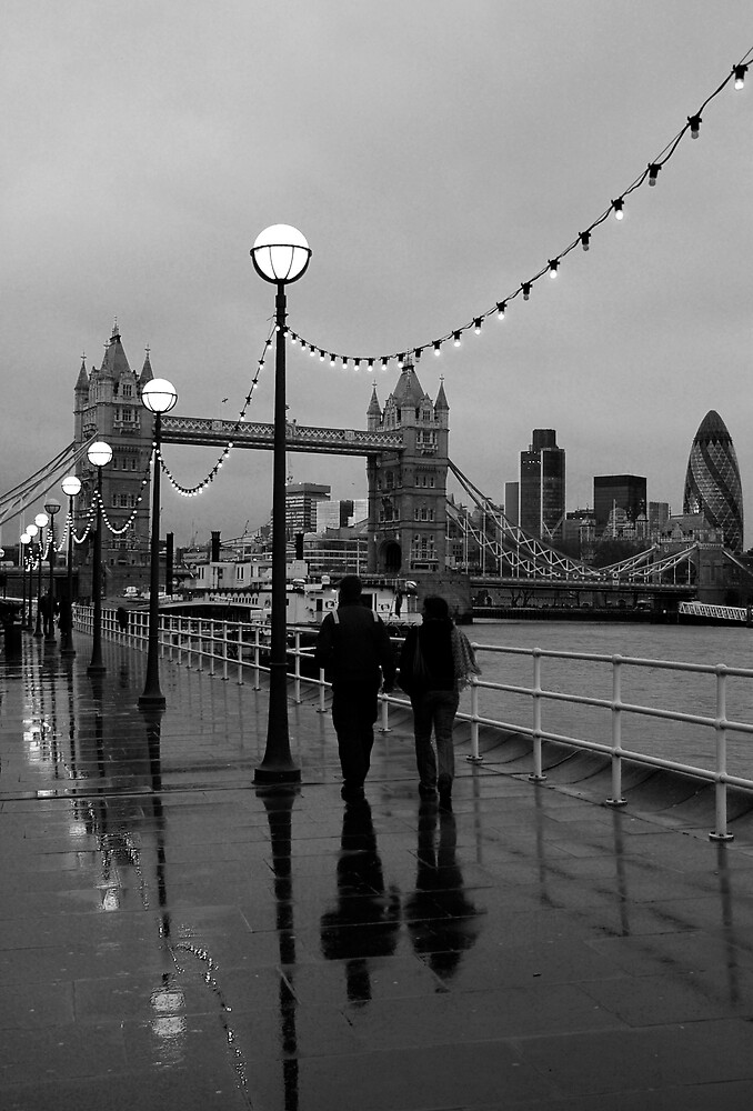 Wet Walking by Andy Matthews