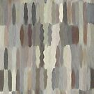 Sand Tones Abstract by Betty Mackey