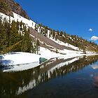 Twin Lakes, Mammoth by Steve Hunter
