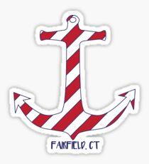 Fairfield Ct Sticker