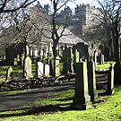St Cuthberts: the graveyard by Yonmei