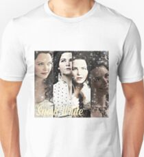 Once Upon A Time - Snow White collage Unisex T-Shirt