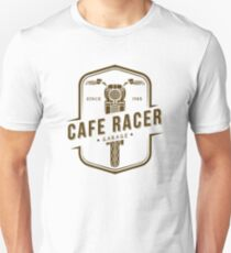 CAFE RACER - GARAGE Unisex T-Shirt