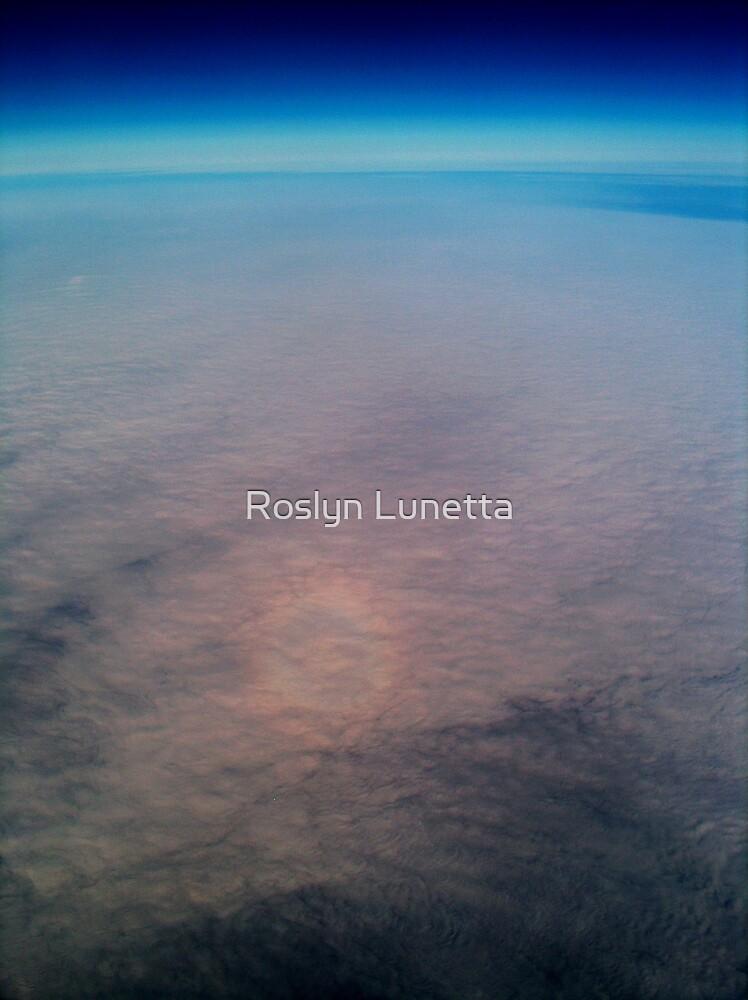 early morning Glory by Roslyn Lunetta