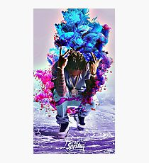 Future Dirty Sprite  Photographic Print