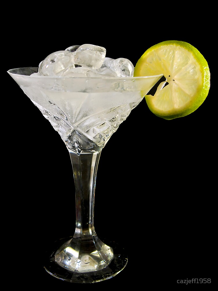 Lime on the rocks by cazjeff1958