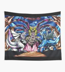 Interdimensional Standoff Wall Tapestry