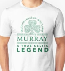 Murray Celtic Legend Unisex T-Shirt