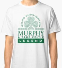 Murphy Celtic Legend Classic T-Shirt