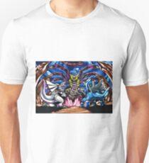Interdimensional Standoff Unisex T-Shirt