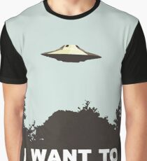 I Want To Understand Graphic T-Shirt