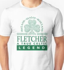Fletcher Irish Legend Celtic Unisex T-Shirt