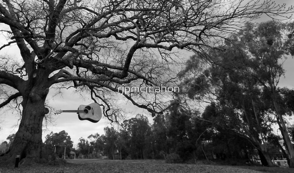 Air Guitar by rjpmcmahon