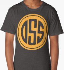 OSS - Brazilian Jiu-Jitsu Long T-Shirt