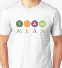 MEAN Stack Unisex T-Shirt