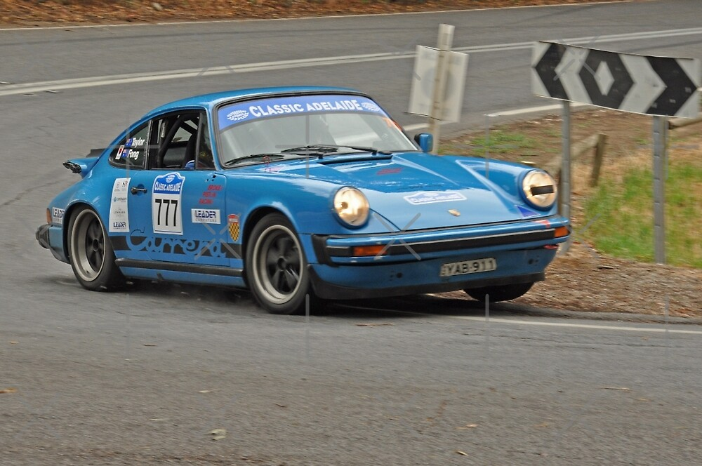 Porsche 1 by Clintpix
