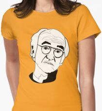 Larry David Womens Fitted T-Shirt
