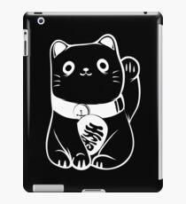 Japanese Cat Shirt iPad Case/Skin