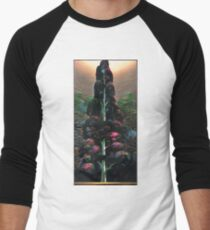 nature naturalism Men's Baseball ¾ T-Shirt