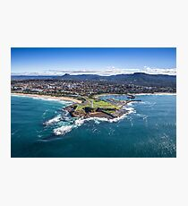 The City of Wollongong Photographic Print