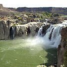 Shoshone Falls by doubleheader