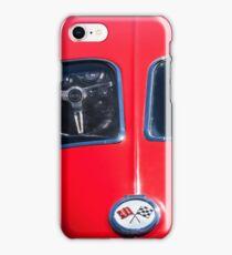 1963 Chevrolet Corvette Split Window -1073c iPhone Case/Skin