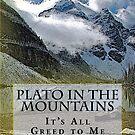Plato in the Mountains by Ursula Tillmann