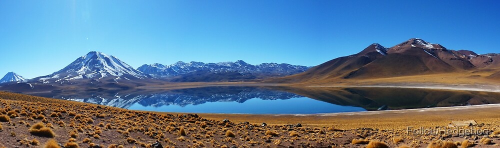 Lagunas Altiplanicas  by FollowHedgehog
