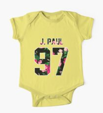Jake Paul - Colorful Flowers Kids Clothes