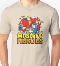 THE MIGHTY HEROES Unisex T-Shirt