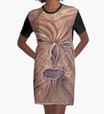 Necronomicon - Ash Vs. Evil Dead (Watercolor Painting) Graphic T-Shirt Dress