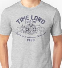 Time Lord Academy V2 T-Shirt