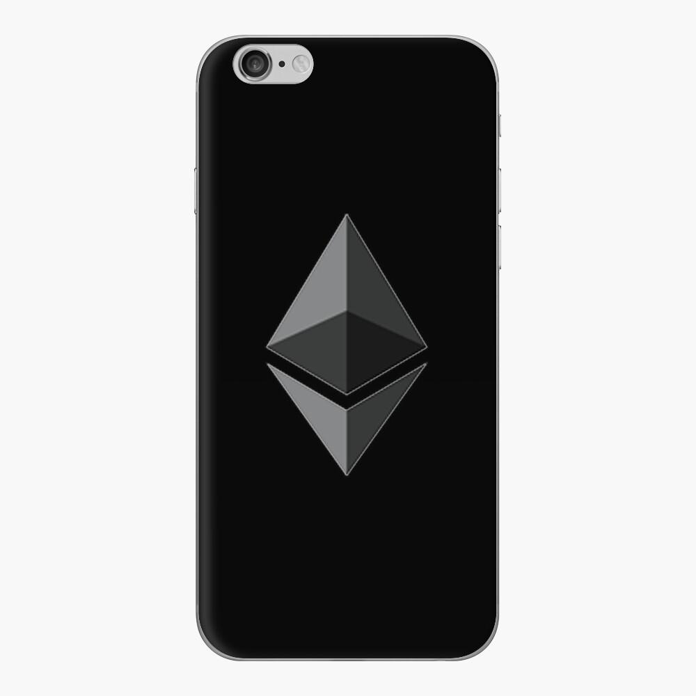 Ethereum Vinilo para iPhone
