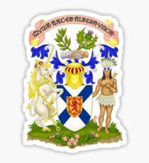NOVA SCOTIA COAT OF ARMS Sticker