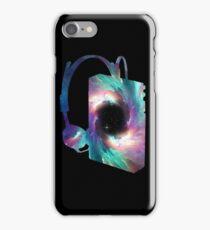 Galactic Tunes iPhone Case/Skin