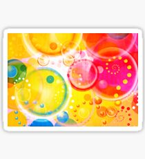 Bubbles♥ Sticker