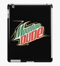 Mountain Dude iPad Case/Skin