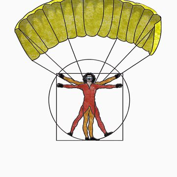 Vitruvian Man by mconnor