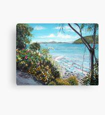 Long Island Beach, Australia Canvas Print