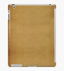 Cardboard Castles iPad Case/Skin