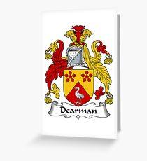 Dearman  Greeting Card