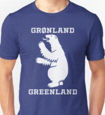 Grønland/Greenland Unisex T-Shirt