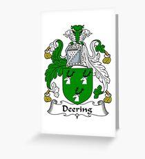 Deering  Greeting Card